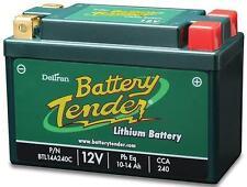 Battery Tender Lithium Iron Phosphate Battery 12V 14AH 240 CCA Engine Start
