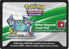 1x POKEMON TCG Online Booster Code - Flygon EX Collection Box
