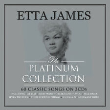 ETTA JAMES - THE PLATINUM COLLECTION - 3 CDS - NEW!!