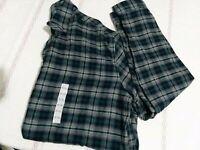 Croft & Barrow Mens Flannel Woven Long Sleeve Shirt BIG & TALL - XXL Tall