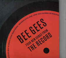 Bee Gees-Four New Songs From The Record Promo cd maxi single