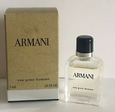 Armani Eau Pour Homme By Giorgio Armani For Men 7ML Edt Splash