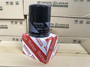 Toyota Oil Filter - 90915-YZZJ2 d4d