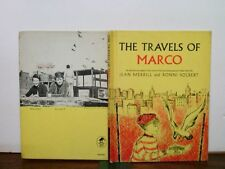 The Travels of Marco~Jean Merrill~Ronni Solbert~Pigeon in New York~1956~Vintage
