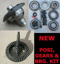 """8"""" Ford Trac-Lock Posi - Gear - Bearing Kit Package - 3.55 Ratio - 8 Inch NEW"""