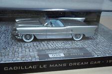 """Cadillac LE MANS dream car 1953 """"American dream cars"""" Minichamps 437 148230 1:43"""