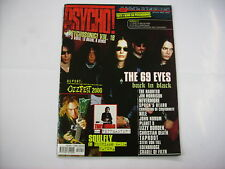 PSYCHO - #42 EXCELLENTI CONDITION - 69 EYES - SOULFLY - JIM MORRISON - NO CD