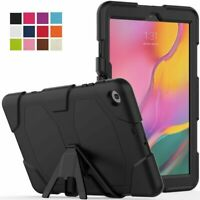 Cover For Samsung Galaxy Tab A T510 T515 Hybrid Case Cover Film Protection Bag