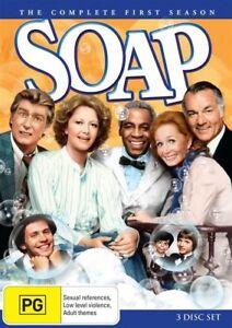 Soap : Season 1 DVD BRAND NEW Unsealed 🔥🔥