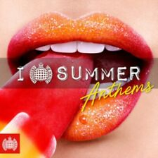 I Love Summer Anthems Various Artists (3 CDs, 2019)