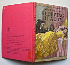 Ladybird Book - Sleeping Beauty-  Well Loved Tales, 606D, HB, 1965 - 2'6 ( 140)