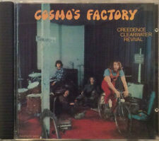 Creedence Clearwater Revival - Cosmo's Factory  DCC Gold CD (Remastered)