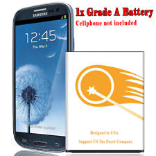 6070mAh Replacement battery For Samsung Galaxy S3 i535 i747 L710 T999 R530 i9300