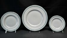 Royal Doulton England H5003 Etude Dinner Plate Salad Plate Bread & Butter Plate