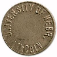University of Nebraska Lincoln Inter Campus Transit Token