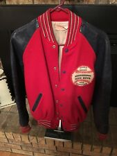 1970 Dixie Youth World Series Champions Mississippi Dixie Boys Letterman Jacket