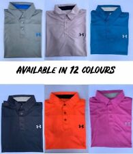 UNDER ARMOUR HeatGear PERFORMANCE GOLF POLO SHIRT (FACTORY SECONDS)