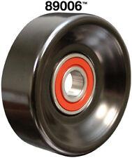 Dayco 89006 Idler Pulley 90mm Diameter Steel Black Each