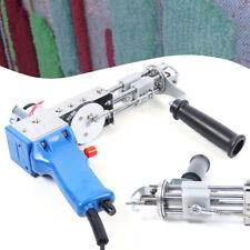 Electric Rug Tufting Gun Carpet Weaving Machine Handheld Loop Pile Machine