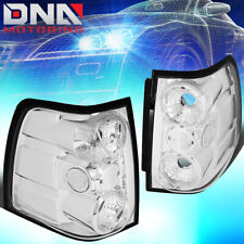 FOR 2003-2006 FORD EXPEDITION CHROME HOUSING ALTEZZA TAIL LIGHT REAR BRAKE LAMPS