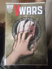 V-WARS #1 NM- 1:100 variant cover Comics IDW TV Vampire Ian Somerhalder Maberry