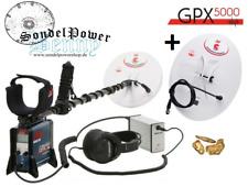 Minelab GPX 5000 profondeurs Détecteur Détecteur Detector golddetektor Détecteur de métaux