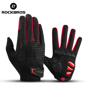 MTB Windproof Cycling Warm Winter Touch Screen Thermal Gloves For Riding Bicycle