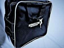 SKI BOOT BAG,SNOWBOARD BOOT BAG, SkiTruckS LoGo Boot Bag,CARRIES BOOTS,+HELMET