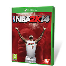 Pal version Microsoft Xbox One NBA 2K14