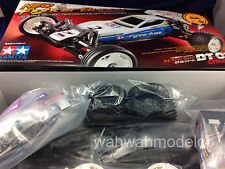 Tamiya Neo Fighter DT-03 Buggy Radio Controlled Car Kit 58587 (Neo Mighty Frog)