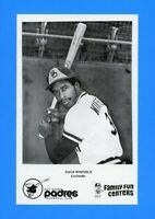 1977 SAN DIEGO PADRES DEANS PHOTO SERVICE DAVE WINFIELD  NM-MT
