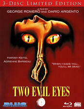 Two Evil Eyes 3-disc Limited Edition Set Dario Argento, George A. Romero