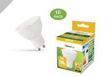 10W LED GU10 spotlight natural white 700 lumen - 10pack