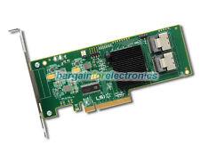 Hot LSI SAS 9211-8i 6Gbps 8Port PCI Express SATA/SAS Host Bus Adapter Card