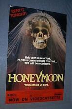 GREAT ART 1987 Lune de miel HONEYMOON  video release