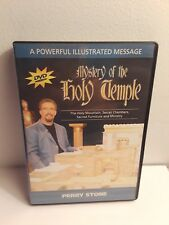 Mystery of the Holy Temple - Perry Stone (DVD)