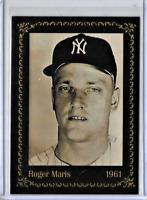 Roger Maris 2013 Monarch Corona Century Series 1961 New York Yankees