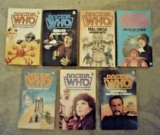 Dr. Who: Season 18 (Target Books)