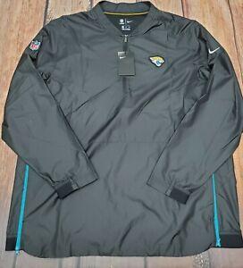 NEW Nike Jacksonville Jaguars Hybrid Jacket On Field Mens XXL Black