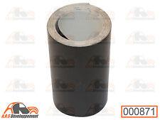ADHESIF noir NEUF de pare-chocs avant ou arrière fin (3cm) de Citroen 2CV  -871-