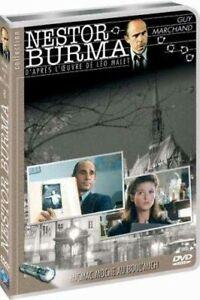 NESTOR BURMA - Vol.8 //  DVD neuf