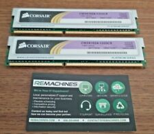 Set of 2 Corsair XMS3 DDR3 CM3X1024-1333C9 1024MB (2GB or 2 x 1GB), TESTED, FS!