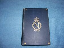 NAPOLEON IN HIS OWN DEFENCE by Clement Shorter/HC/Biography/Historical Figure