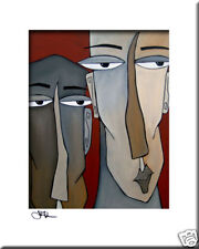 STATE YOUR BUSINESS - CONTEMPORARY POP ART Abstract MODERN print FIDOSTUDIO