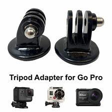 2pc Tripod Mount Adapter for GoPro System w/ Female 1/4 x 20 Screw Bottom Thread