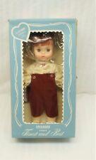 Pun'kin Vintage Red Effanbee Doll w/ Sleep Eyes in Original Box 1960s 1970s