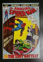 Amazing Spider-Man #115 Marvel Comic 1972 the Last Battle!