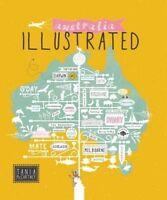 Australia: Illustrated by Tania McCartney (Hardback, 2016)