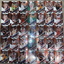 Panini Mosaic NBA 2019-20 Will To Win Lot Of 35 Prizm Silver Green Anthony Davis