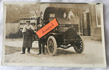 More details for 1913 sedgwick's brewery watford delivery lorry truck & drivers rp postcard